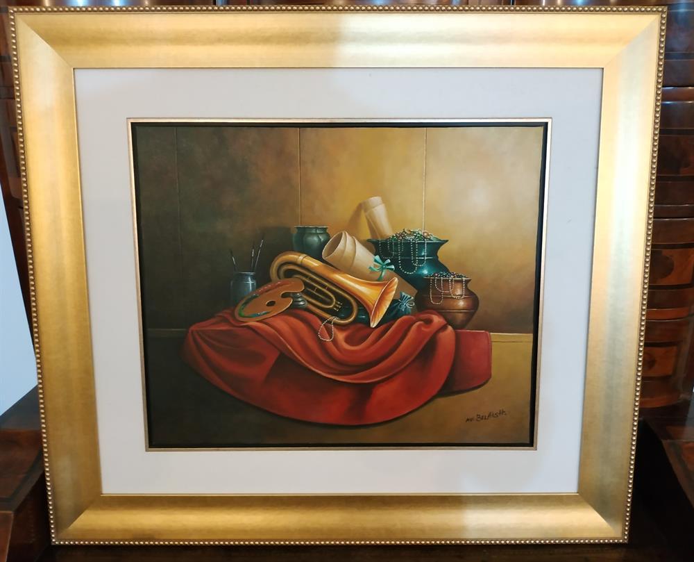 מגניב למכירה מאוסף פרטי מבחר ציורים ופסלים של אמנים ישראלים: תפוז בלוגים LD-21