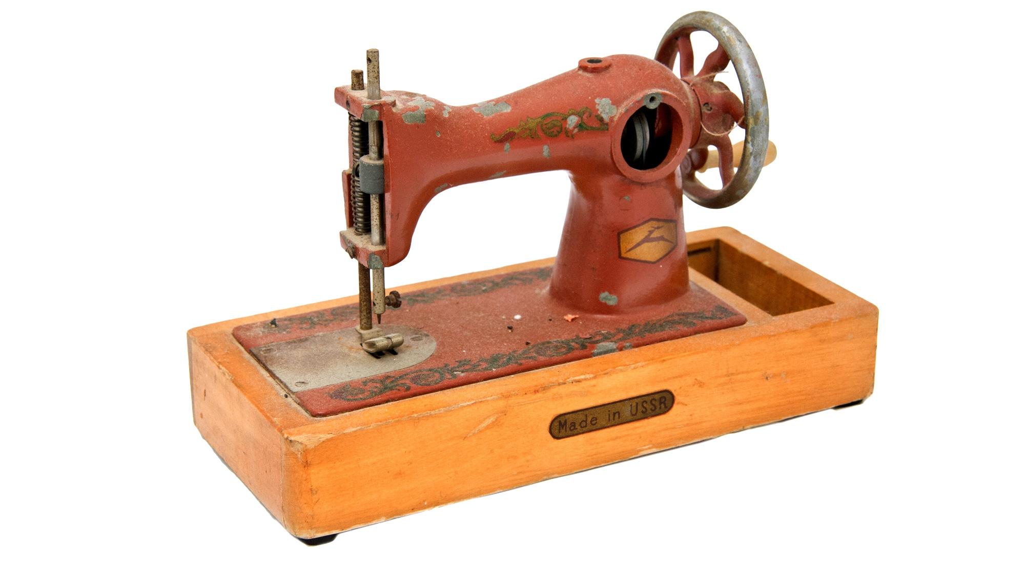 מעולה מכונת תפירה מיניאטורית TL-39